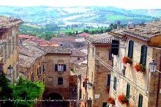 Mondavio & Corinaldo – Unspoilt Renaissance Villages in the Heart of le Marche