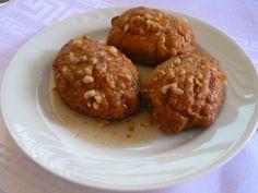 MELOMAKARONA, honey soaked cookie