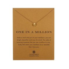 Dogeared 14K Gold Plated Sterling Silver One in a Million Necklace ($29) ❤ liked on Polyvore featuring jewelry, necklaces, gold, 14 karat gold necklace, round pendant necklace, pendant necklaces, sterling silver pendant necklace and mini pendant necklace