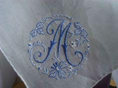 ハンカチ 刺繍 - Google 検索