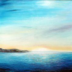 Italian Marine Painter Antonella Natalis Mare 39