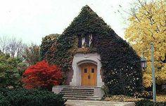 Michigan State University Alumni Chapel where John and I got married