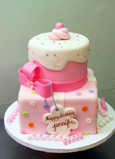More Cupcakes Now Pretty Cakes, Cute Cakes, Beautiful Cakes, Amazing Cakes, Girl Cakes, Baby Cakes, Cupcake Cakes, Cupcake Gift, Bolo Cake