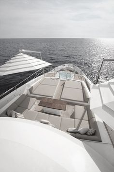 I will own a yacht like this one day