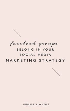 If you haven't been participating in Facebook groups as a part of your social media strategy, you'll soon change your ways! Click to read and learn why Facebook groups for bloggers can help you tremendously increase your blog traffic and your social media following.