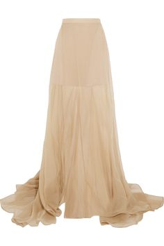 Shop on-sale Vionnet Silk-organza maxi skirt. Browse other discount designer Skirts & more on The Most Fashionable Fashion Outlet, THE OUTNET.COM