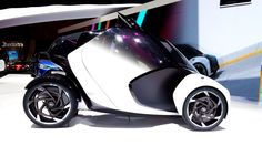 Toyota i-Tril concept Photo Gallery