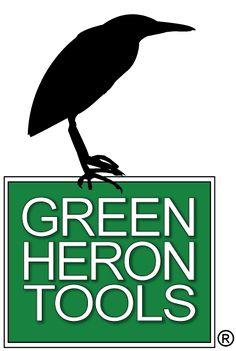 Green Heron Tools  - greenherontools.com High-quality ergonomic tools, equipment, gear and apparel for women gardeners and farmers.