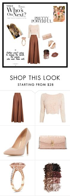 """🔝"" by samra-sisic on Polyvore featuring Zimmermann, Coast, Dorothy Perkins, Dolce&Gabbana, LORAC and Lime Crime"