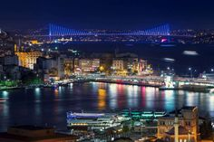 Estanbul - Turquia Transcontinental entre Europa y Asia