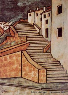 """""""Puerto Viejo. Algorta"""", de Ricardo Isasi"""