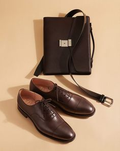 """Church's en Instagram: """"Last-minute Father's Day gifts. Shop our special selection of items designed to create a lasting impression. #churchsshoes"""" Church's Shoes, Dress Shoes, Prom Suit, Loafers Men, Oxford Shoes, Father, Lace Up, Create, Gifts"""