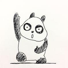 【一日一大熊猫】2017.4.12 キカイダーDAY。 これは1972年の日本の特撮ヒーローのキカイダーが 現在でもハワイですごい人気なんだって。 ハワイ州知事やマウイ島市長によって制定されてる日らしいね。 #パンダ #キカイダー #特撮ヒーロー
