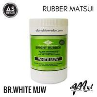 TINTA SABLON MATSUI BRIGHT RUBBER - WHITE MJW 1KG