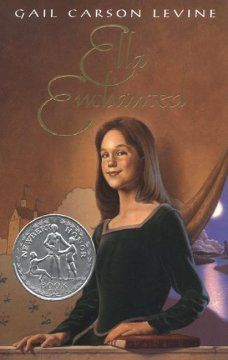 In this novel based on the story of Cinderella, Ella struggles against the childhood curse that forces her to obey any order given to her. - See more at: http://ssf.bibliocommons.com/item/show/1472030076_ella_enchanted#sthash.ka0MVMbN.dpuf