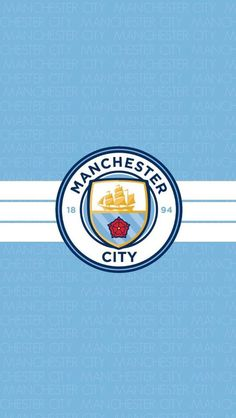 Wherever you are in the world, you have a favorite club. Represent properly with this Manchester City Primary logo T-shirt and you'll be ready for the match. Printed Manchester City logo and colors make this a must-have any time of the year. Manchester City Logo, Manchester City Wallpaper, Manchester United, Messi Neymar, Ronaldo Juventus, Premier League, Kun Aguero, Football Wallpaper, Football Memes