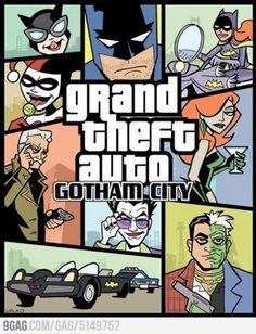 GTA Batman