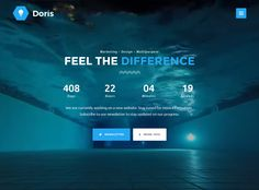 Doris is Premium full Responsive HTML5 #ComingSoon #Template. Bootstrap 3 Framework. Contact Form. #VideoBackground. MailChimp. Test free demo at: http://www.responsivemiracle.com/cms/doris-premium-responsive-creative-coming-soon-html5-template/