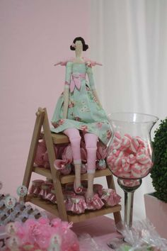 Tilda´s tea party | CatchMyParty.com