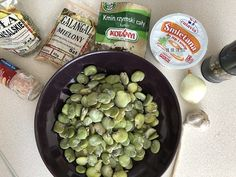 Zupa z bobu Sprouts, Bob, Vegetables, Bucket Hat, Veggie Food, Brussels Sprouts, Vegetable Recipes, Bobs, Veggies