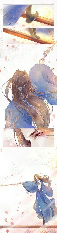 Fantasy Art Men, Sci Fi Characters, Black And White Aesthetic, Gay Art, Manga, Chinese Art, Doujinshi, Asian Art, Anime Guys