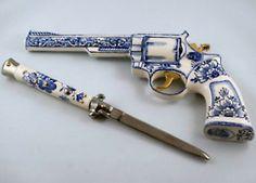 ceramic gun