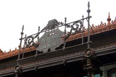 Mercado de San Miguel #kauppahalli #madrid #espanja #spain