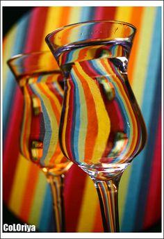rainbows #colors #stripes