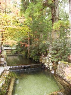 Okuoin Koyasan, Japan
