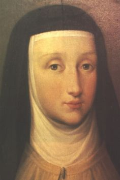 St Theresa Margaret of the Sacred Heart. Her body is incorrupt.   She is one of the five Discalced Carmelite Nuns to become a Saint together with Saints Teresa of Avila, of Teresa Benedicta of the Cross, of Teresa of the Andes, and Thérèse de Lisieux.