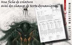 Appel de Cthulhu v7 – Fiche de créature dynamique http://scriiipt.com/2016/12/appel-de-cthulhu-v7-fiche-de-creature-dynamique/