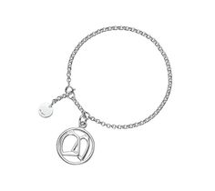 """Jump """"Etrier"""" Hermes """"Etrier"""" bracelet in silver, PM, size large. Adjustable from 6.2"""" to 6.5"""" long"""