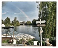Somewhere over the Rainbow......