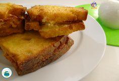 Crostoni napoletani - ricetta regionale economica-