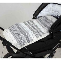 Ravelry: Viking Babyull Blanket pattern by Viking Design Knitting Stiches, Baby Knitting Patterns, Granny Square Sweater, Baby Barn, Fair Isle Knitting, Knitting For Kids, Baby Wearing, Happy Baby, Crochet Baby