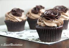 Roses1 de chocolat