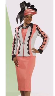 DVK13057,Donna Vinci Knits For Church Spring And Summer 2015