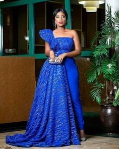 Hello ladies, incase you need trendy, hot and stylish evening dress styles, we have a nice collection of african evening dresses that will build your confidence, make you look super stylish and also stand among other guests. African Evening Dresses, Latest African Fashion Dresses, Designer Evening Dresses, African Print Dresses, African Print Fashion, African Dress, Ankara Dress, Simple Gowns, Casual Chique