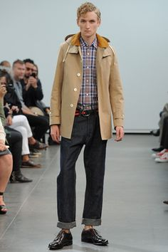 Junya Watanabe MAN Spring 2013 Collection-32