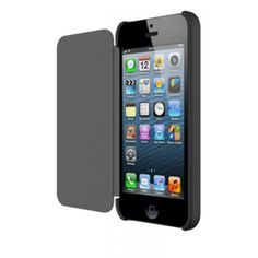 iPhone5 D3O Impact Snap met Cover Case Black - iPhone