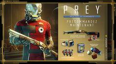 Prey sera disponible le 5 mai 2017 - Bethesda Softworks, société de ZeniMax Media annonce aujourd'hui que Prey sortira le vendredi 5 mai 2017 sur Xbox One, PlayStation 4 et PC. Prey est un jeu d'action à la première personne se...