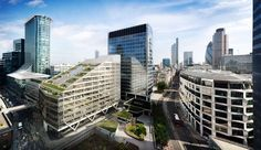 Moor Place - Moorgate Exchange - Picture gallery