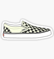 do vans stickers come with chaussures