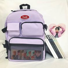 Cute Backpacks, School Backpacks, Fashion Bags, Fashion Backpack, Bts Bag, Taehyung Gucci, Aesthetic Bags, Accesorios Casual, Bts Concert