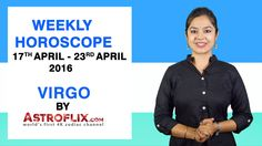 #Virgo - #Weekly #Horoscope for 17th to 23rd #April 2016 #astrology #Zodiac