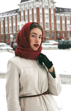 Russian street style More