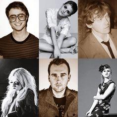 Harry Potter love.