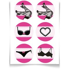 Cardboard Letters, Bachlorette Party, Glam Girl, Arte Pop, Bridal Shower, Clip Art, Wedding, Lingerie Rosa, Victor Hugo