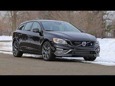 Volvo V60 Polestar 2015 - YouTube