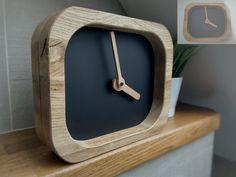 Diy Clock, Clock Decor, Wall Watch, Wood Clocks, Wooden Watch, Woodworking Projects Diy, Home Decor Furniture, Handmade Wood Furniture, Pallet Clock